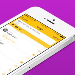 Lango universal translator app detail 1