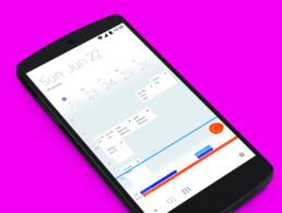 Productivity App UI