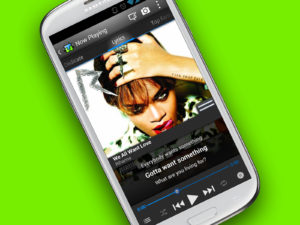 Tunewiki Social Music Player for Android